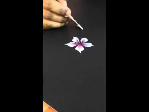 A simple flower - YouTube