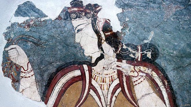 Você se encaixaria nos padrões de beleza da Grécia Antiga? - BBC Brasil