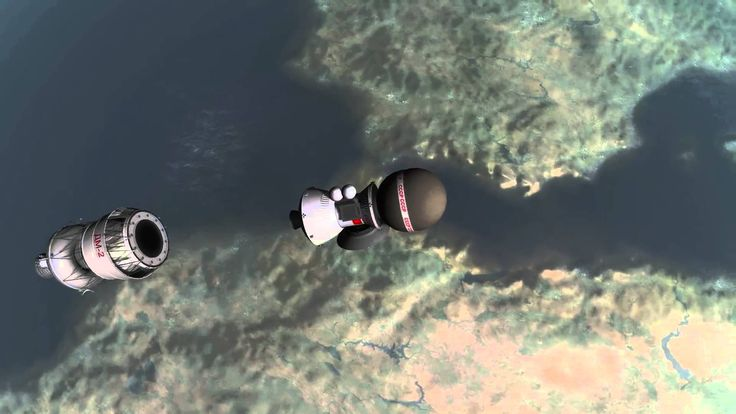 Kerbal Space Program - Venera 9 - RSS