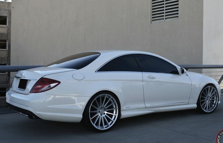 "20"" RF15 Road Force Wheels For Mercedes CL500 550 600 20x8.5 / 20x10 5X112 Rims #roadforce"