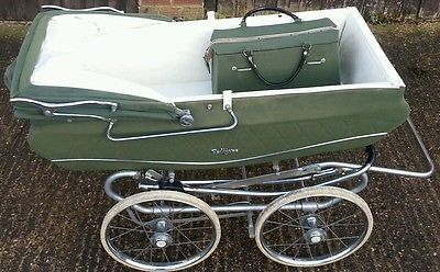 Vintage Pedigree Babies Pram - COLLECTION ONLY