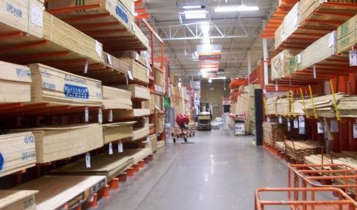 is lowes and home depot owned by the same company