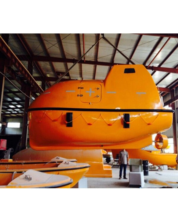 Jual Lifeboat Solas - Totally Enclosed Lifeboat Conform to the specifications: 1. MSC.47(66)(1974), MSC.216(82), MSC.47(66)-1996 Amendments Of The International Convention For The Safety Of Life At Sea 1974 And MSC.216(82) 2. MSC.48(66), MSC.218(82), MSC.48(66) The International Life-Saving Appliance Code And MSC.218(82)  3. MSC.81(70), MSC.226(82), MSC.81(70) Revised Recommendation On Life-Saving Appliances And MSC.226(82)  For information and availability please contact us : LIFERAFTS ASIA
