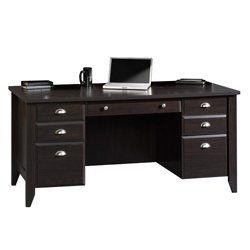 65 Compact Executive Desk
