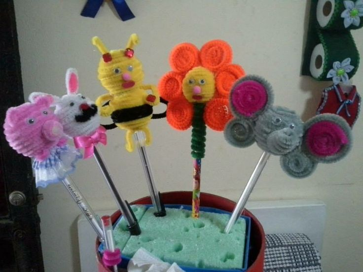 LIMPIAPIPAS on Pinterest | Pipe Cleaners, Pipe Cleaner Animals and ...