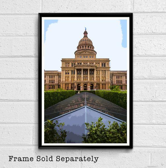 13+ Texas capitol building clipart info