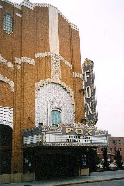 Fox Theater Hutchinson, Kansas
