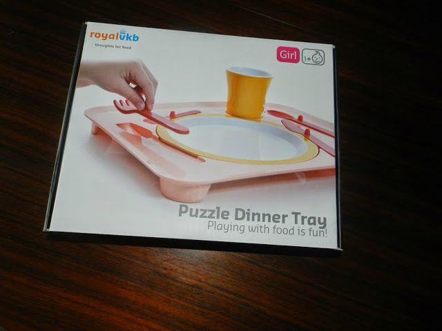 provare per comprare: Puzzle Dinner Tray!