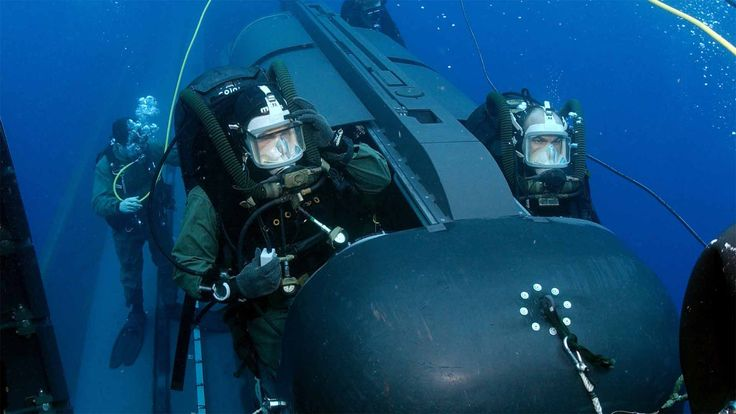 3D print Submarines on the fly for SEALs