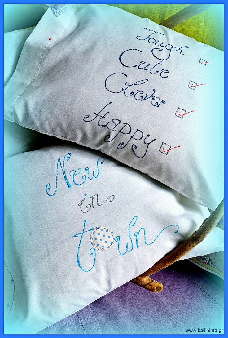 Pillowcases 35x45: €15