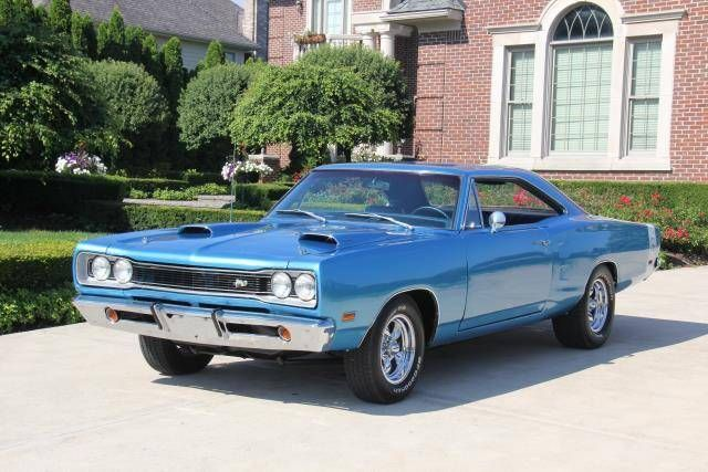 1969 Dodge Super Bee Coupe