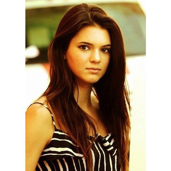 kendall jenner   Tumblr ❤ liked on Polyvore featuring kendall jenner, kendall, girls, jenner and kendalljenner
