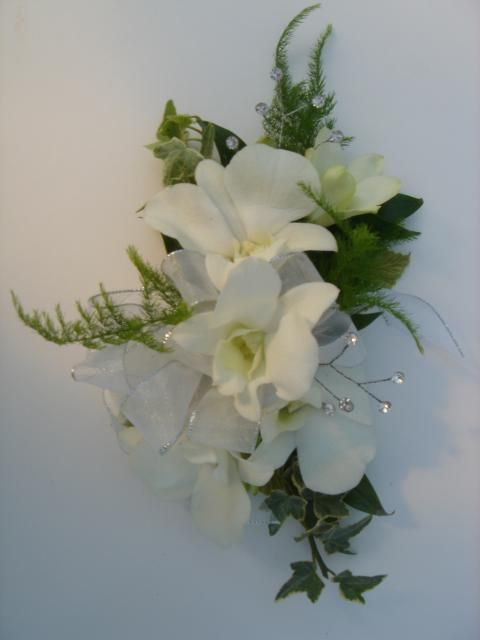 Best orchid corsages ideas on pinterest crosage prom
