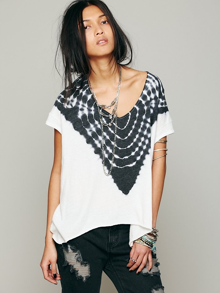We The Free Shoreline Tee http://www.freepeople.co.uk/whats-new/we-the-free-shoreline-tee/