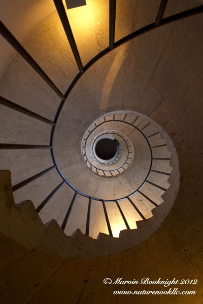 *Spiral Stairs