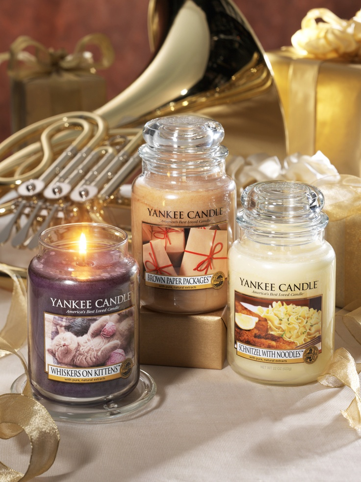 My Favourite Things is a Limited Edition Collection of Candles by Yankee Candles UK. This range is available to purchase from http://www.Yankee.co.uk