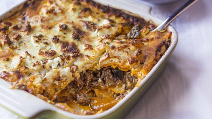 Sweet Potato Moussaka