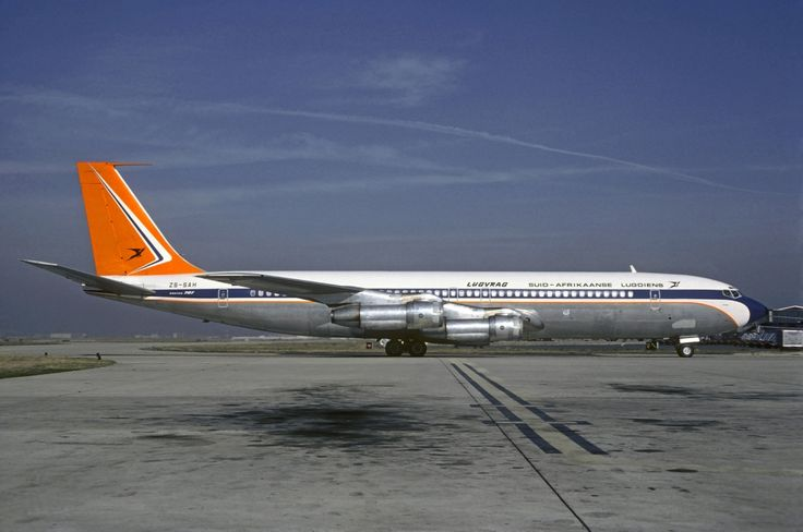 SAA Cargo Boeing 707