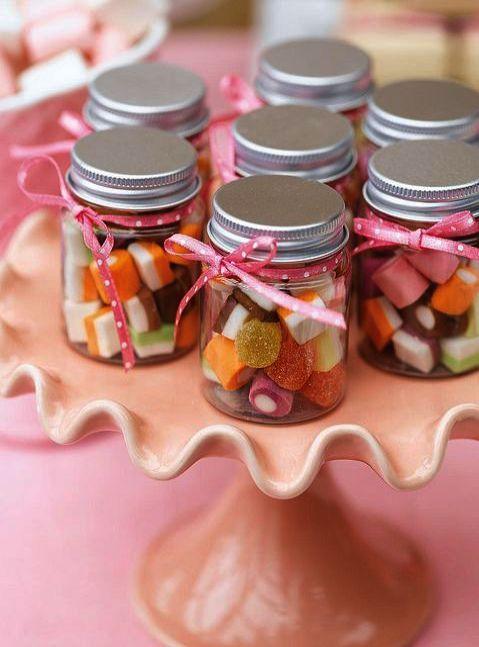 DIY Wedding Favors Ideas Pinterest Personalized Unique Wedding ...