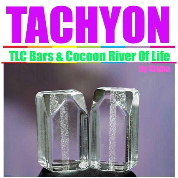 """Το Τάχυον ως θεραπευτικό σύστημα συνενώνει την ολιστική ιατρική, την επιστήμη και την πνευματικότητα.Η λέξη Tachyon προέρχεται από την ελληνική λέξη """"ταχύτητα"""".Τα ταχυόνια είναι υποατομικές μονάδες ενέργειας με ταχύτητα μεγαλύτερη του φωτός. Εμπεριέχουν συνειδητότητα. Εμποτίζουν και περιβάλλουν μόνιμα την ανθρώπινη ύπαρξη.Μπορείτε να βιώσετε την εμπειρία του Τάχυον:Με την χρήση εργαλείων διαθέσιμων στο κοινό.To πλέον συνιστώμενο είναι το Cocoon.  http://www.azima.gr"""