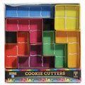 Steel Tetris Cookie Cutters