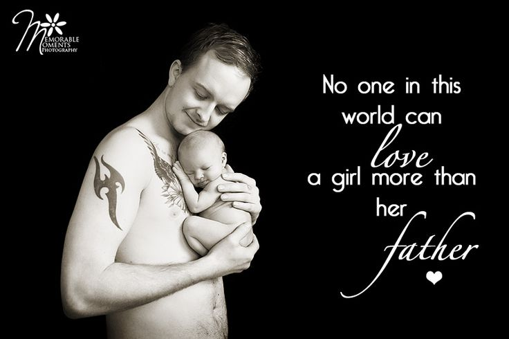 a beautiful quote for a father and his daughter love