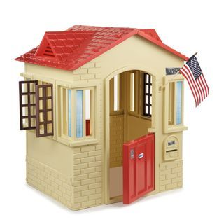 Shop for Little Tikes Tan Cape Cottage Playhouse. Get free delivery at Overstock.com - Your Online Toys
