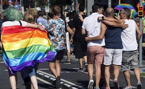 En libertad los tres neonazis que agredieron a un pareja homosexual en Madrid