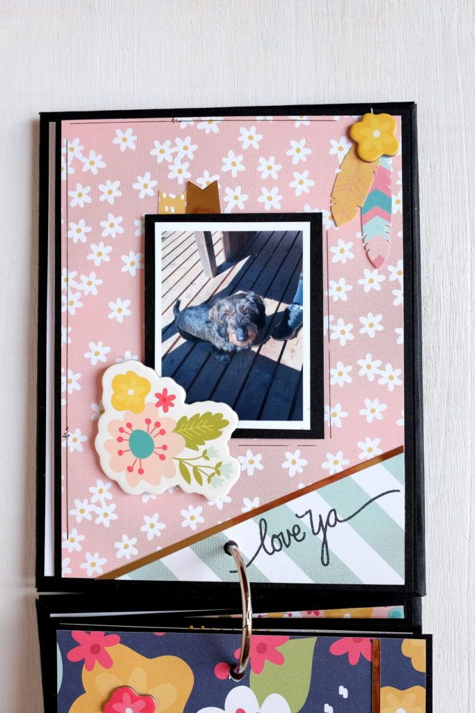 Oltre 25 fantastiche idee su idee per scrapbooking su pinterest album dei ricordi album dei - Idee scrapbooking album photo ...