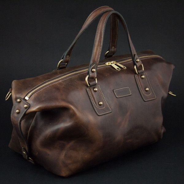 17 Best ideas about Men's Leather Bags on Pinterest