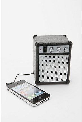 USB Amp Speaker  $24.00: Urban Outfitters, Ipods, Gadgets, Amp Speakers, Speakers 24 00, Outfitters 24, Gifts, Usb Amp, Portable Speakers