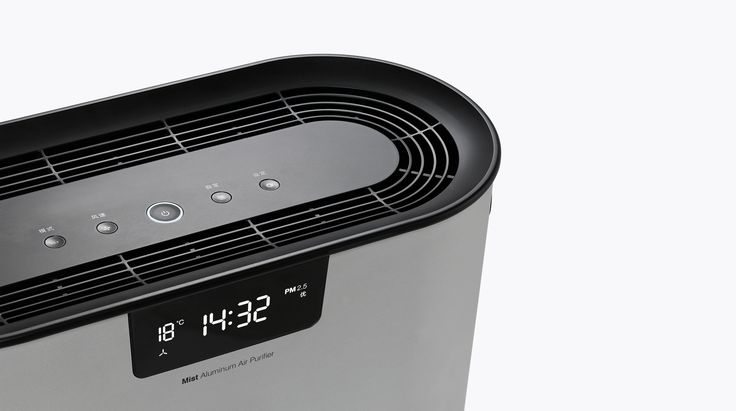 Mist is a high-end air purifier with minimalist design: a satin nickel aluminum cylinder only 2 millimeter thick that envelopes cutting-edge technology. Aluminum gives Mist excellent properties, including low weight, superior strength, high corrosion resi…