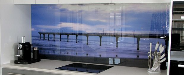 Graphic Glass Canterbury, New Zealand - Pixelglaze - Photos on Glass