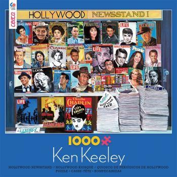 Ken Keeley Hollywood Newsstand