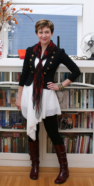 Pirates! I would probably wear this as an every day outfit :)