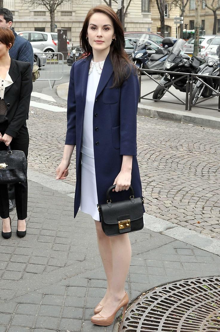 dress, coat--perfection