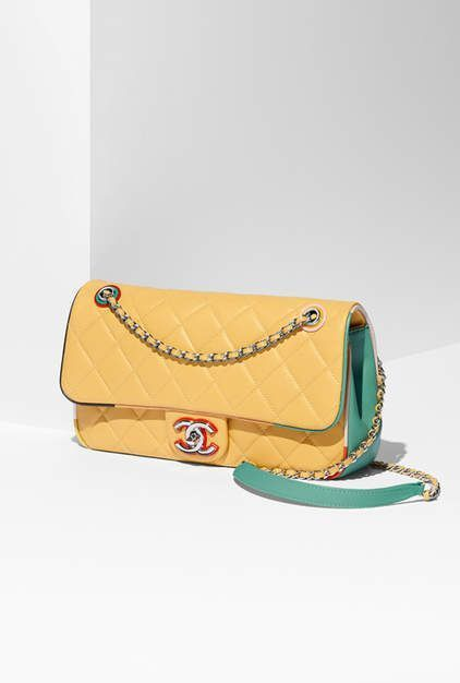 Womens Handbags & Bags : Chanel Crucero 2017 Handbags Collection & More Luxury Details