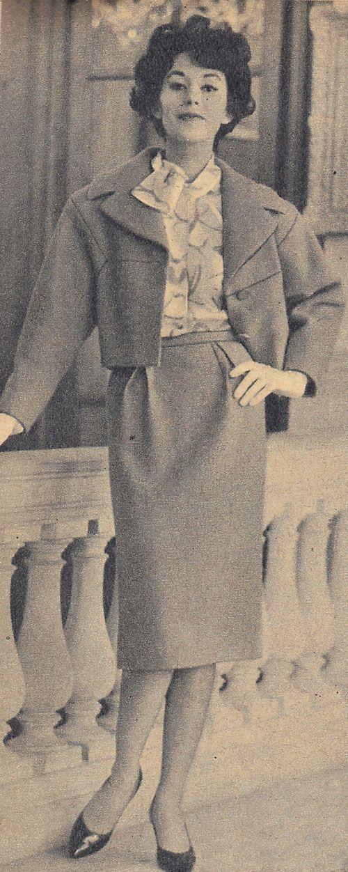Les Manteaux Tailleurs Vintages de printemps-été