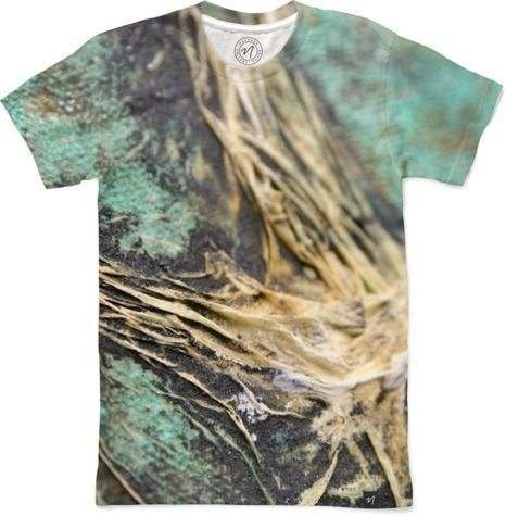 Detail Earth by Brian Rolfe Art - Men's T-Shirts - $49.00