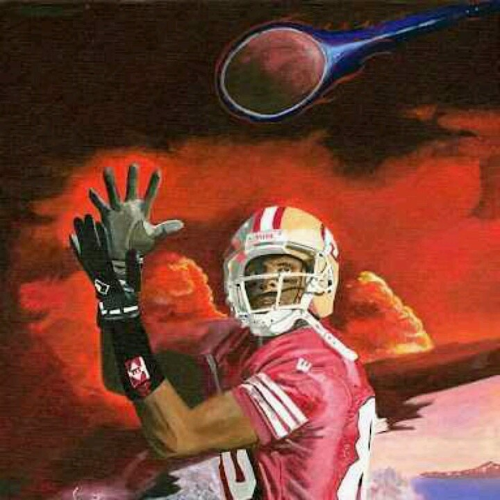 49er Nation SF niners Jerry Rice