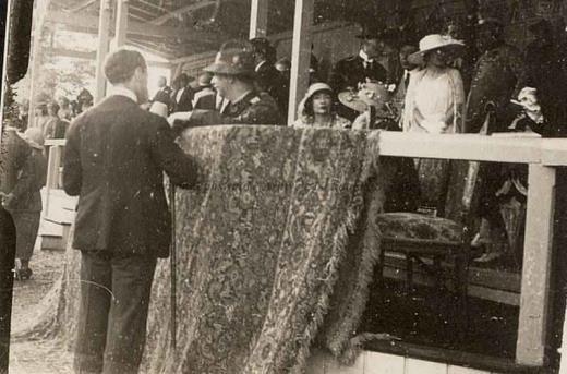 BU-F-01073-1-00340-2 Principele Carol al II lea la manifestările organizate cu ocazia unirii Basarabiei în 1918, 1918 (niv.Document)