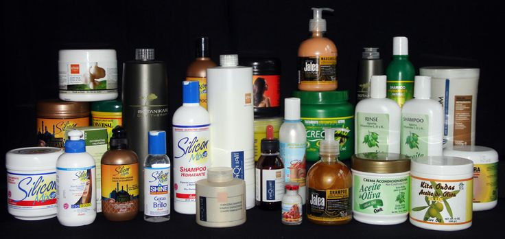 Dominican women use these hair products