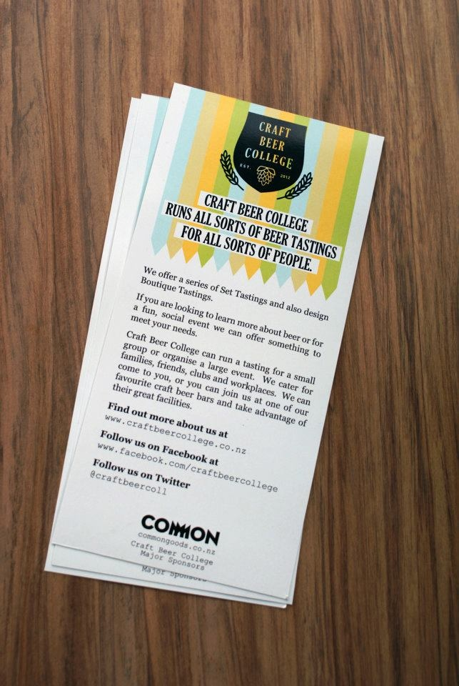 Craft Beer College - Common