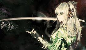 Macam-Macam Ada..!!!!!: Samurai Anime Girl