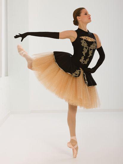 Bolero - Style 0430 | Revolution Dancewear Ballet Dance Recital Costume