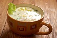 Avgolemeno (Greek Chicken Soup)