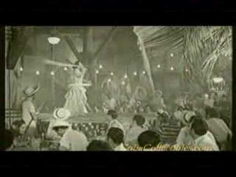 Rumbera Maria Antonieta Pons Baila Musica Cubana; Rumba, Samba, Mambo ... Born in Cuba in 1922, from Catalan origin, she was one of the most notorious rumba dancers of her time. She was discovered in Cuba by the Spanish film director Juan Orol. Emigrated to Mexico City to film Siboney (1938). She became a most popular movie actress during the Golden Age of Mexican cinema.