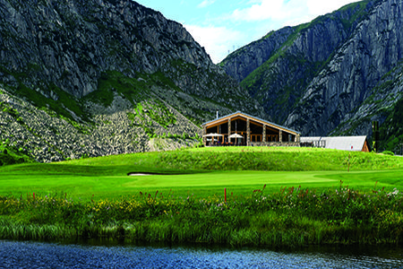 Inside the Chedi Andermatt Hotel and Spa in Switzerland - DuJour