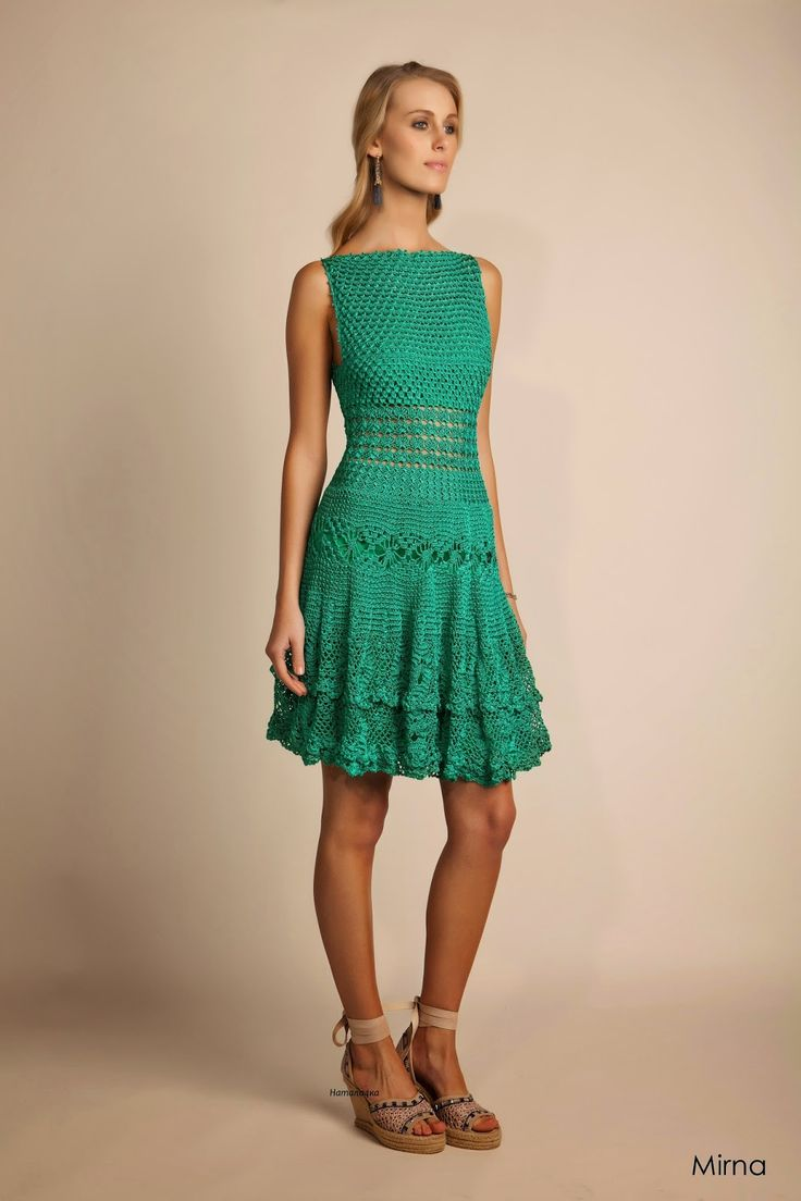 I went to the site, but was unable to pin this dress from the blog and the many other beautiful garments that are there.  Enjoy the inspiration.