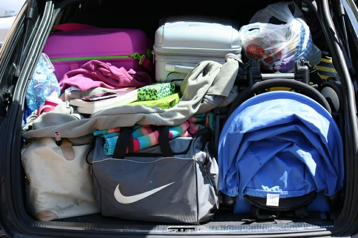 how to pack stroller for plane baggage